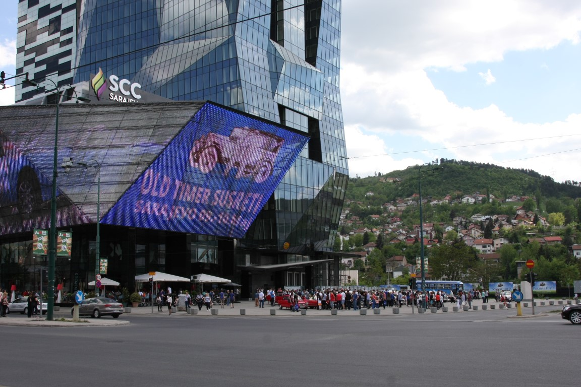 2015 Old Timer Susreti Sarajevo